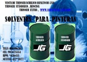 Emulsion cationica reforzada/ jg asfaltos eirl.