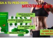 Meizitang, baja de peso sin dietas ni ejercicios
