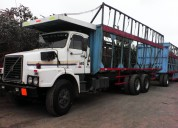 Camion volvo tortoon n12