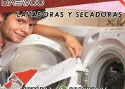 A toda hora…técnicos de secadoras daewoo