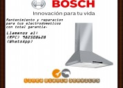 982508628 servicio tecnico para campanas bosch