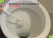 Removedor de sarro ecologico