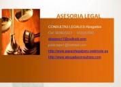 Se brinda asesoria legal-lima-peru