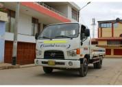 Alquiler de camiones en huancavelica