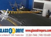 Parabrisas glassdrive reparación, cambio y venta