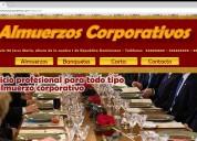 Almuerzos sociales y corporativos delichef lima
