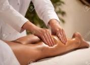 Ofrecemos masajes y reflexologia en el centro mery