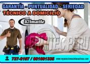 7378107mantenimiento/reparacion lavadoras klimatic