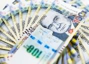 Caballero solvente brinda ayuda economica