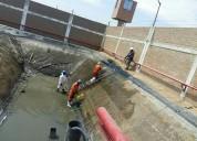 Limpieza y desinfecciÓn de cisternas y tanques elevados de agua potable