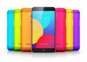 Funda de celular en tu color personalizado