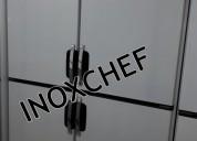 Listas para entregar!! cocinas industriales. inoxc