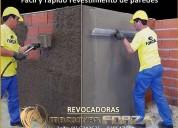 Herramienta para fÁcil revestimiento de paredes