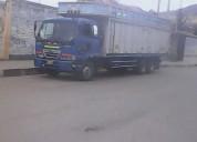 Se vende camion nissan  pulpo por motivo  de viaje