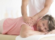 Masajes antistress para damas maduras