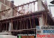 Construccion de viviendas huaraz / albaÑil e ing.