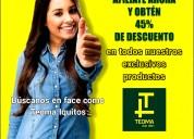 Teoma necesita distribuidores y/o consultores en i
