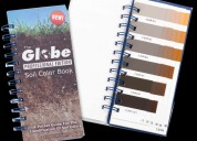 Tabla de colores munsell para suelos, libro munsel