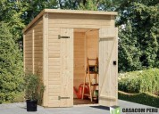 Casetas modulares para obras