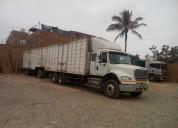 Transporte de carga y mudanzas