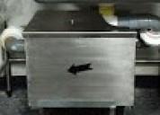 Distribuidora de trampas de grasa certificada por