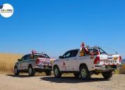 Alquiler de camionetas y buses en huanuco