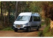 Alquiler de camiones y minivan en huanuco