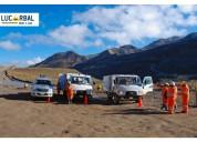 Alquiler de camiones y minivan en moquegua