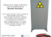 Biombo emplomado medico dental