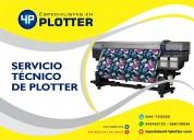 Reparacion mantenimiento plotter impresoras laser
