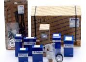 Filtros para motor: de aceite y de aire