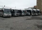 Alquiler de transporte: buses, minibús, couster, y