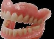 Dentaduras postizas en la comodidad de su hogar