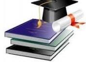 Asesoría en desarrollo de tesis de ing.de sistema