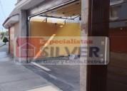Puertas automáticas de garaje  levadizas seccionales