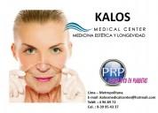 Kalos medical center  plasma rico en plaquetas