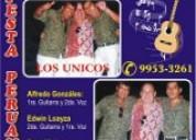 Conjunto criollo y bailable:  fiesta peruana