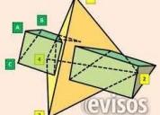 Profesor de geometria descriptva y autocad