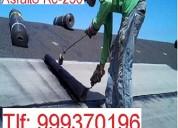 Venta de asfalto puesto en obra con certificado