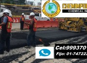 Vendo asfalto preparado en caliente para carretera