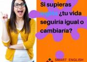 Clases de inglés con profesores nativos domicilio