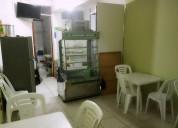 Alquilo restaurante amoblado s/1,000 smp