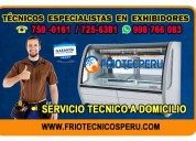 ¡atenciÓn! servicio tÉcnico de mÁquina exhibidora