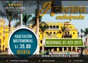 Hotel libery - hotel familiar y de tradición
