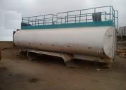 Cisterna de 5,500 galones