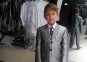 Elegantes hombrecitos , trajes en venta y alquiler