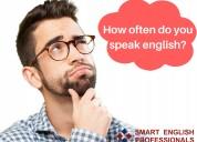 Clases de inglés-profesores nativos a domicilio
