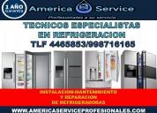 Vamos a su domicilio reparacion de refrigeradoras ge,frigidaire white westhinhouse 4465853
