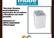 982508628 servicio tecnico mantenimiento lavadoras