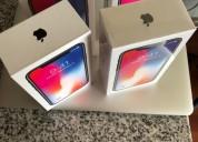 256 gb de iphone x nuevo